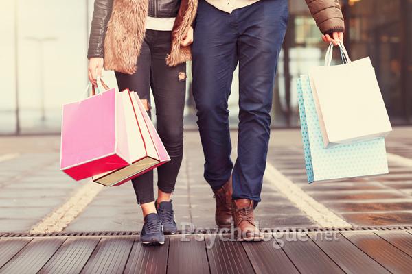 Être accro au shopping, un problème ?