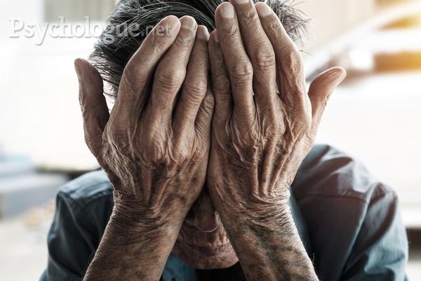 La dépression de la personne âgée