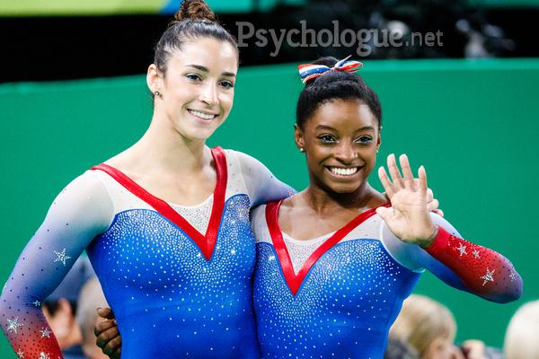 Le TDAH, un trouble dont souffre la championne olympique Simone Biles