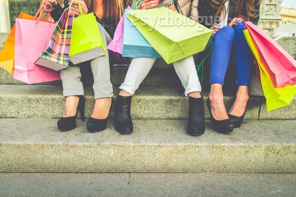 Découvrez si vous êtes accro au shopping !