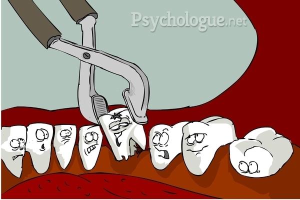 Peur du dentiste, mais pourquoi ?