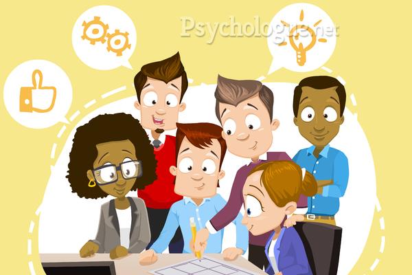 Travailler avec les autres : idéalisation et sensibilité