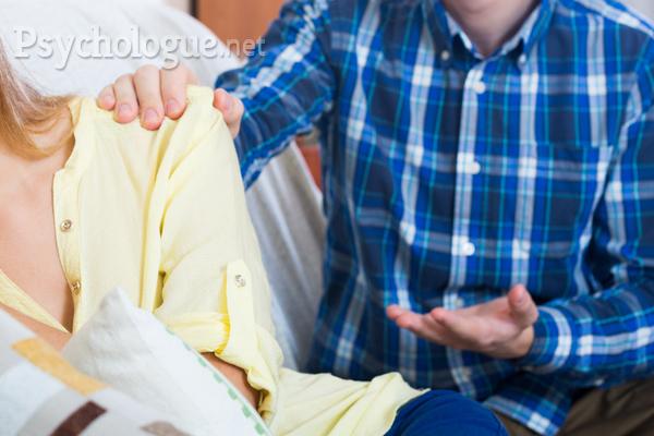 Comment expliquer que l'on souffre d'un problème psychologique ?