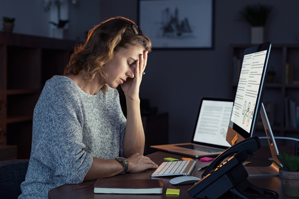 Souffrez-vous de stress ?