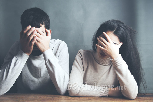La crise existentielle de couple