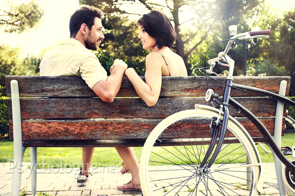 Dans notre couple, l'un parle, l'autre pas