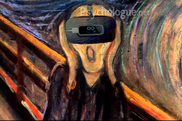 La réalité virtuelle fait son entrée dans les cabinets des psychologues