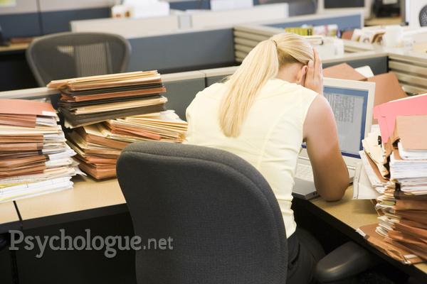 La souffrance au travail : le burn-out et le bore-out