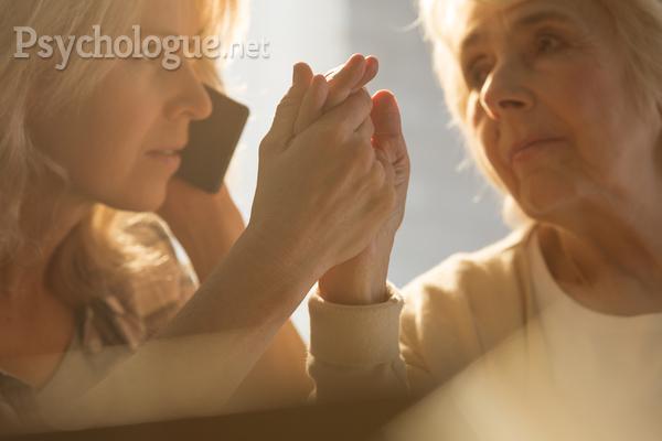 Témoignage sur le deuil