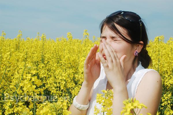 L'aspect psychologique des allergies