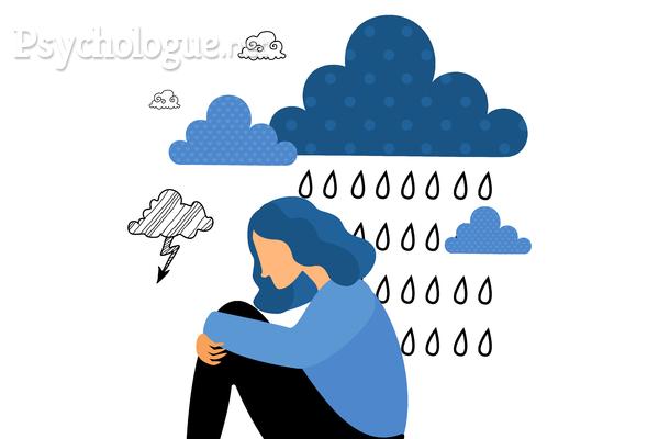 Comprendre la dépression : asthénie, anhédonie et aboulie