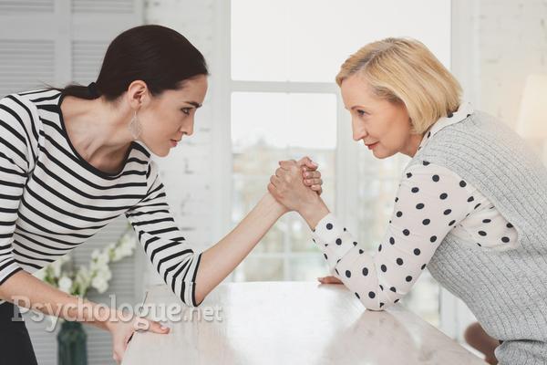 L'éternelle haine entre belle-mère et belle-fille, comment la surmonter ?