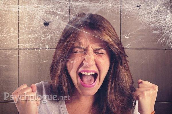 17 phobies les plus courantes