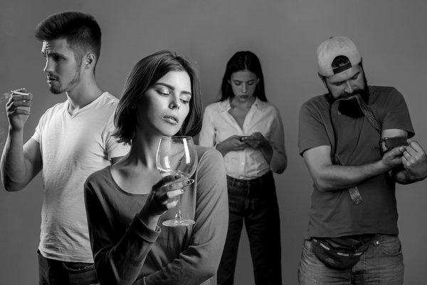 Les addictions comportementales: le plaisir des excès