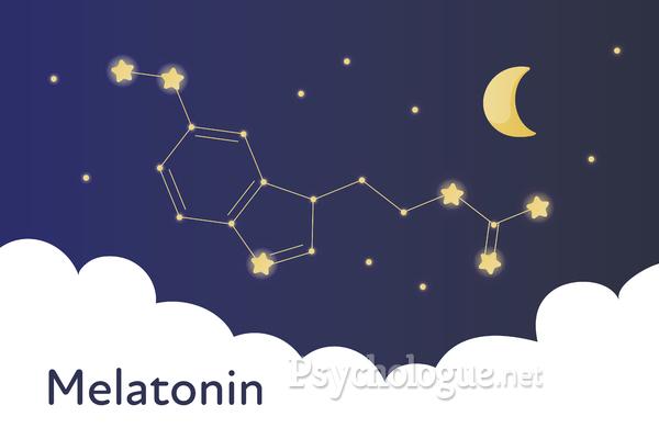 Les avantages de la mélatonine: de l'insomnie au stress