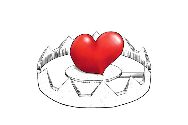 La dépendance affective : une relation au besoin de l'autre et de soi