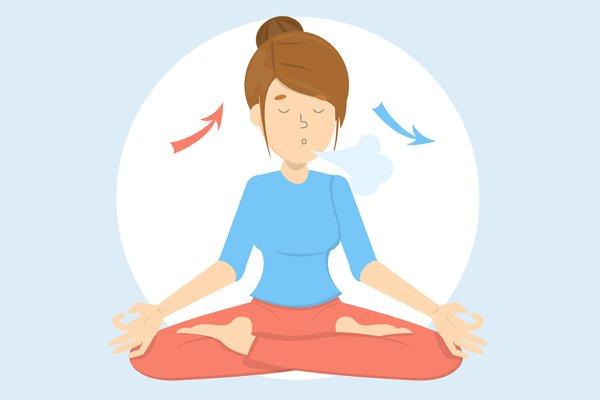 6 exercices de respiration pour se détendre et combattre l'anxiété