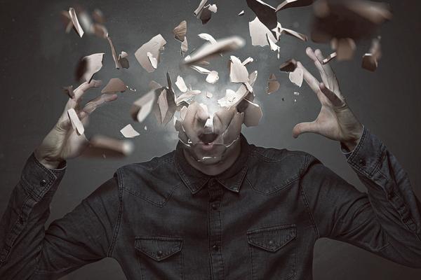 Rumination : mon cerveau bouillonne....à en devenir dingue !