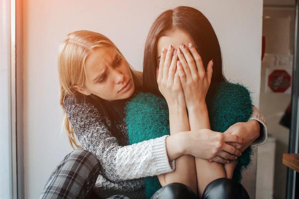 Réagir face à la détresse émotionnelle