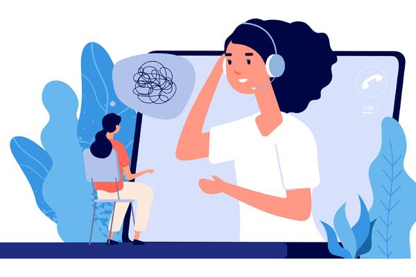 Psychologue en ligne : les chiffres 2021