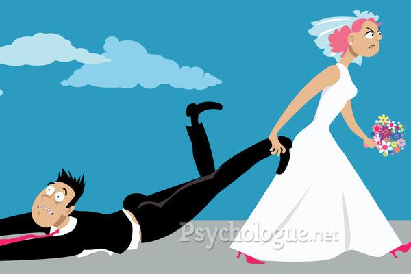 Comprendre la gamophobie, la peur du mariage