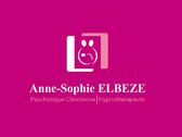 Anne-Sophie Elbèze - Psychologue clinicienne/hypnotherapeute