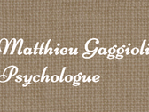 Matthieu Gaggioli Psychologue