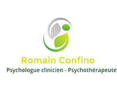 Romain Confino Psychologue clinicien - Psychothérapeute