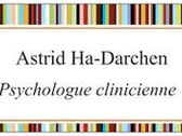 Astrid Ha-Darchen, Psychologue, Psychothérapie adultes, adolescents