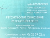 Lydia DESGEORGES Psychologue clinicienne