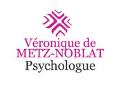 Véronique de METZ-NOBLAT - Psychologue TCC