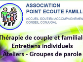 Association Point Écoute Famille